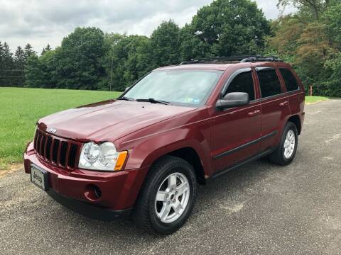 2007 Jeep Grand Cherokee for sale at Hutchys Auto Sales & Service in Loyalhanna PA