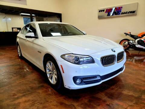2015 BMW 5 Series for sale at Driveline LLC in Jacksonville FL