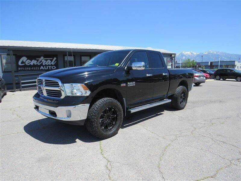 2013 RAM Ram Pickup 1500 for sale at Central Auto in South Salt Lake UT