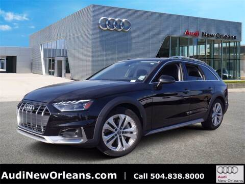 2020 Audi A4 allroad for sale at Metairie Preowned Superstore in Metairie LA