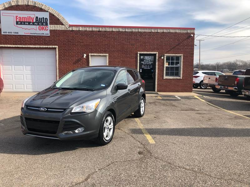 2016 Ford Escape for sale at Family Auto Finance OKC LLC in Oklahoma City OK
