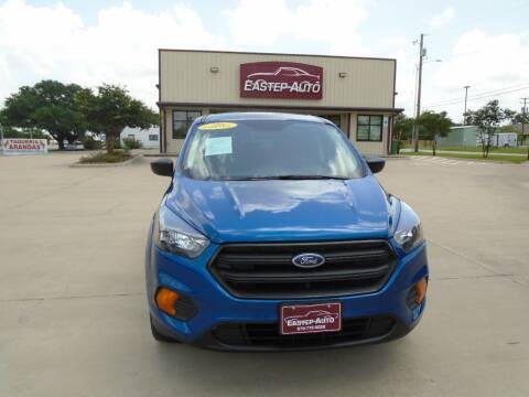 2019 Ford Escape for sale at Eastep Auto Sales in Bryan TX
