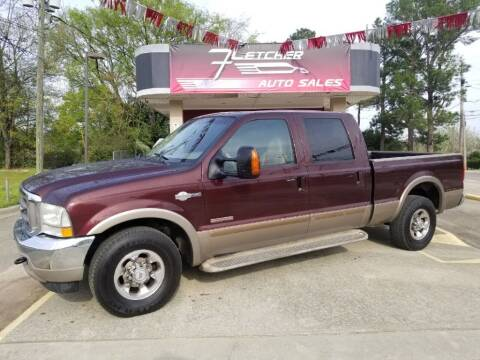 2004 Ford F-250 Super Duty for sale at Fletcher Auto Sales in Augusta GA