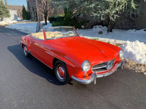 1962 Mercedes-Benz 190-Class for sale at Gullwing Motor Cars Inc in Astoria NY