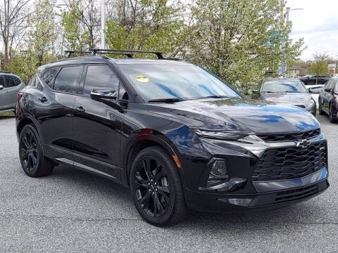 2019 Chevrolet Blazer for sale at NEWARK CHRYSLER JEEP DODGE in Newark DE