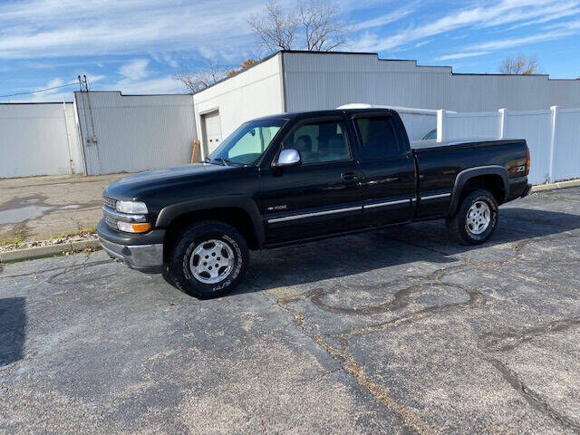 2001 Chevrolet Silverado 1500 for sale at Bruce Kunesh Auto Sales Inc in Defiance OH