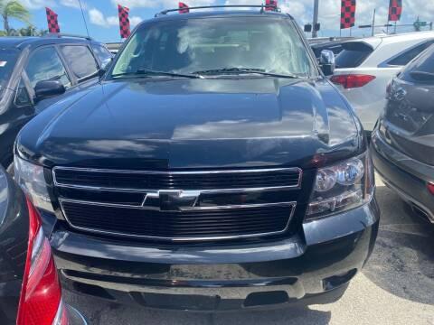 2013 Chevrolet Avalanche for sale at America Auto Wholesale Inc in Miami FL