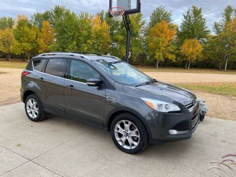 2016 Ford Escape for sale at Hill Motors in Ortonville MN
