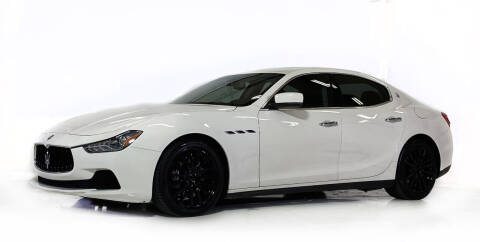 2016 Maserati Ghibli for sale at Houston Auto Credit in Houston TX