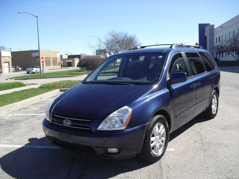 2006 Kia Sedona for sale at Nationwide Auto Group in Melrose Park IL