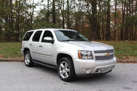 2011 Chevrolet Tahoe for sale at El Patron Trucks in Norcross GA