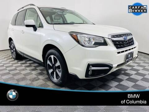 2018 Subaru Forester for sale at Preowned of Columbia in Columbia MO