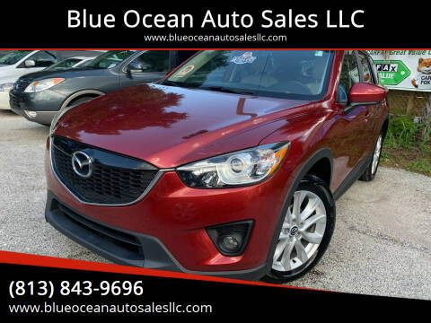2013 Mazda CX-5 for sale at Blue Ocean Auto Sales LLC in Tampa FL