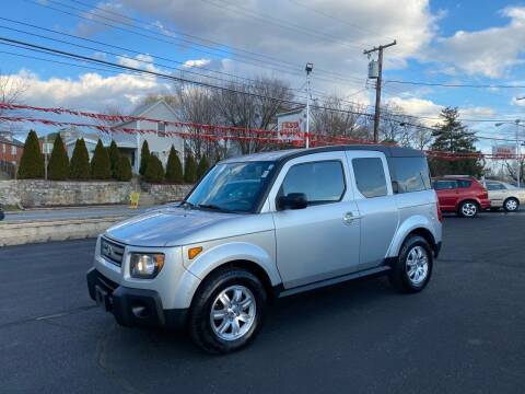 2008 Honda Element for sale at FIESTA MOTORS in Hagerstown MD