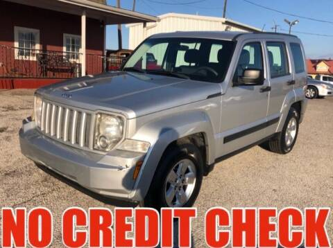 2012 Jeep Liberty for sale at Decatur 107 S Hwy 287 in Decatur TX