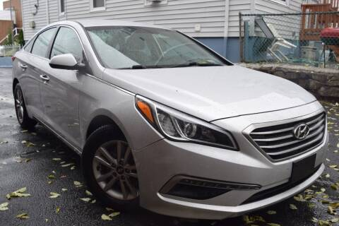 2015 Hyundai Sonata for sale at VNC Inc in Paterson NJ