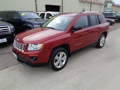 2012 Jeep Compass for sale at De Anda Auto Sales in Storm Lake IA