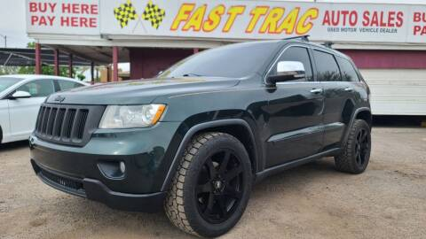 2011 Jeep Grand Cherokee for sale at Fast Trac Auto Sales in Phoenix AZ