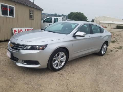 2015 Chevrolet Impala for sale at AUTO BROKER CENTER in Lolo MT
