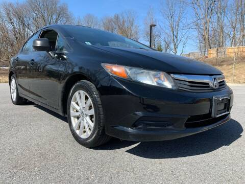 2012 Honda Civic for sale at Auto Warehouse in Poughkeepsie NY