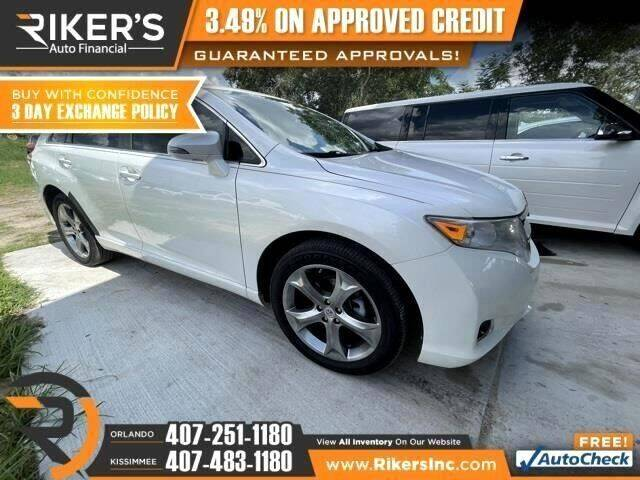 2014 Toyota Venza for sale in Kissimmee, FL