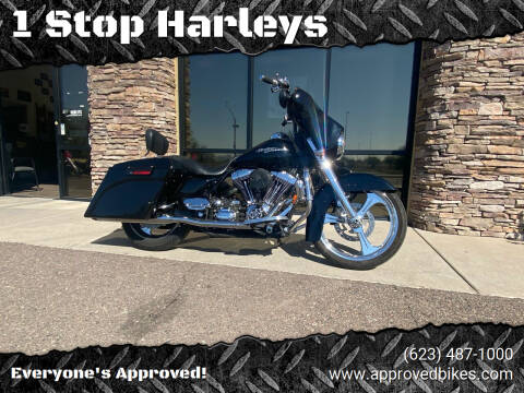 2008 Harley Davidson Stree Glide  for sale at 1 Stop Harleys in Peoria AZ