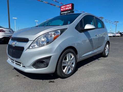 2013 Chevrolet Spark for sale at Right Price Auto in Idaho Falls ID