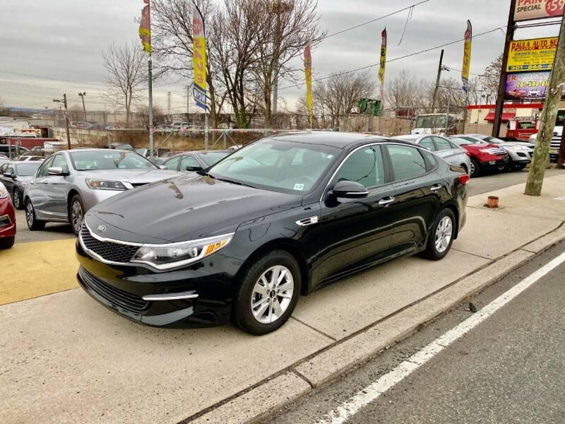 2017 Kia Optima for sale at JR Used Auto Sales in North Bergen NJ