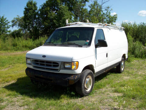 1999 Ford E-250 for sale at Summit Auto Inc in Waterford PA