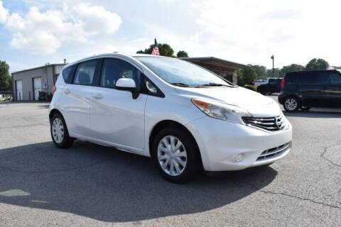 2014 Nissan Versa Note for sale at Auto Credit Xpress - Sherwood in Sherwood AR