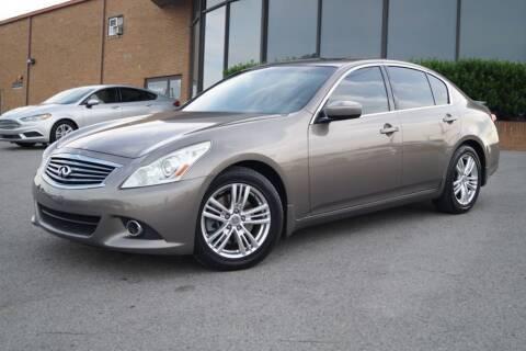 2010 Infiniti G37 Sedan for sale at Next Ride Motors in Nashville TN