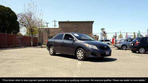 2009 Toyota Corolla for sale at Westland Auto Sales in Fresno CA