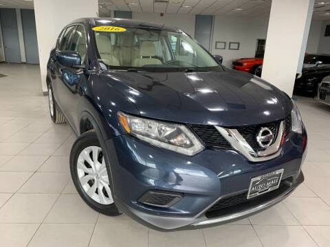 2016 Nissan Rogue for sale at Auto Mall of Springfield in Springfield IL