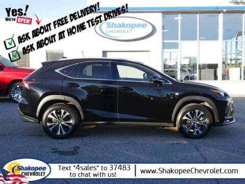 2018 Lexus NX 300 for sale at SHAKOPEE CHEVROLET in Shakopee MN