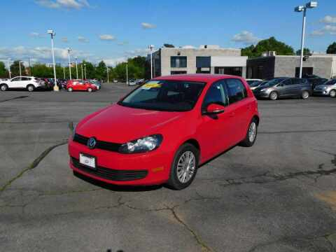 2014 Volkswagen Golf for sale at Paniagua Auto Mall in Dalton GA