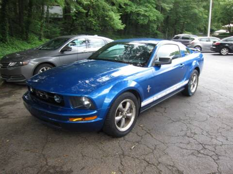2006 Ford Mustang for sale at Key Auto Center in Marietta GA