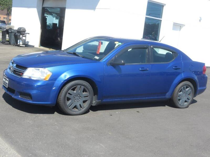 2014 Dodge Avenger for sale at Price Auto Sales 2 in Concord NH