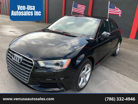 2015 Audi A3 for sale at Ven-Usa Autosales Inc in Miami FL
