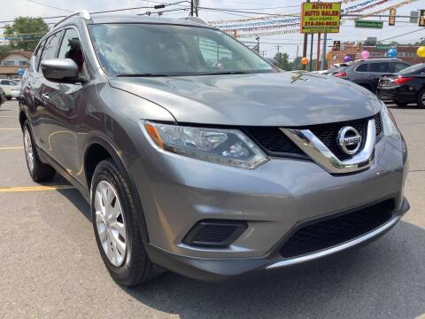 2016 Nissan Rogue for sale at Active Auto Sales in Hatboro PA