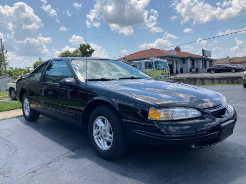 1996 Ford Thunderbird for sale at Ace Motors in Saint Charles MO