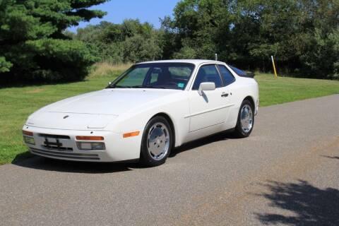 1987 Porsche 944 for sale at Motorsport Garage in Neshanic Station NJ