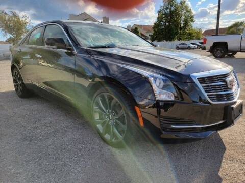 2018 Cadillac ATS for sale at Rizza Buick GMC Cadillac in Tinley Park IL