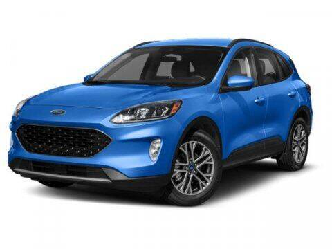 2020 Ford Escape for sale at HILLER FORD INC in Franklin WI