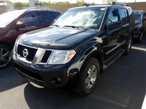 2012 Nissan Pathfinder for sale at Glory Auto Sales LTD in Reynoldsburg OH