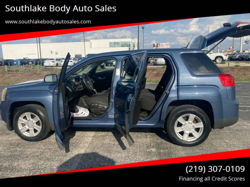 2011 GMC Terrain for sale at Southlake Body Auto Sales in Merrillville IN