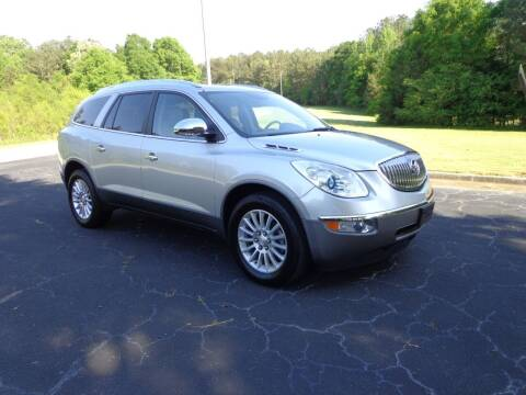 2011 Buick Enclave for sale at CAROLINA CLASSIC AUTOS in Fort Lawn SC