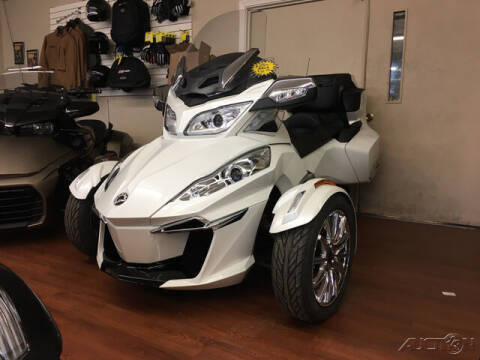 2017 Can-Am RT for sale at ROUTE 3A MOTORS INC in North Chelmsford MA