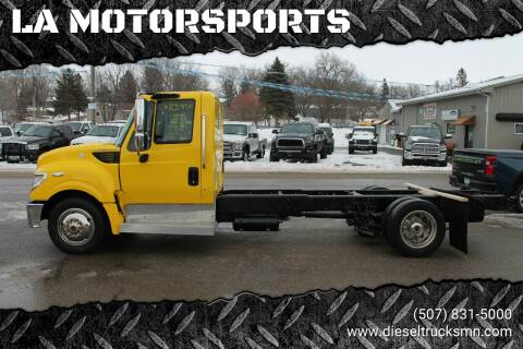 2014 International TerraStar for sale at LA MOTORSPORTS in Windom MN