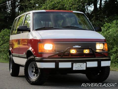 1994 Chevrolet Astro for sale at Isuzu Classic in Cream Ridge NJ