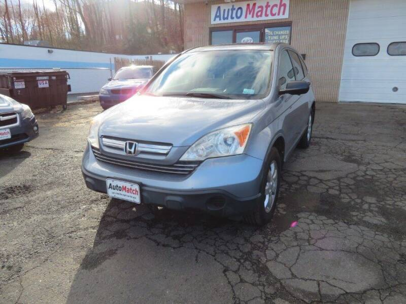 2009 Honda CR-V for sale at Auto Match in Waterbury CT